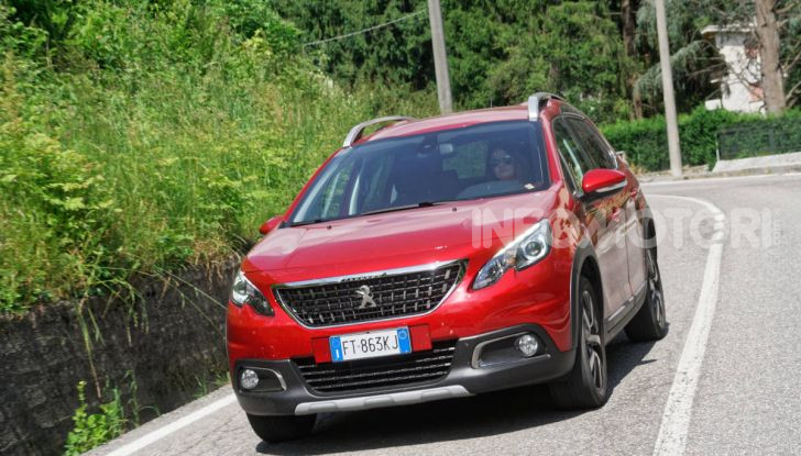 Prova video Peugeot 2008 BlueHDi 120 EAT6, l'abbinata che mancava! - Foto 37 di 48