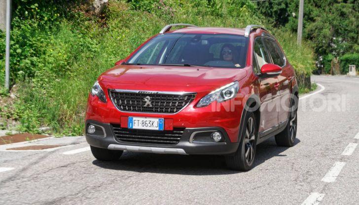 Prova video Peugeot 2008 BlueHDi 120 EAT6, l'abbinata che mancava! - Foto 38 di 48