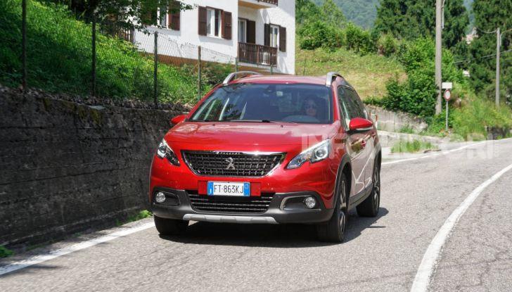 Prova video Peugeot 2008 BlueHDi 120 EAT6, l'abbinata che mancava! - Foto 39 di 48