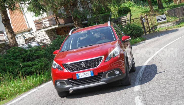 Prova video Peugeot 2008 BlueHDi 120 EAT6, l'abbinata che mancava! - Foto 40 di 48