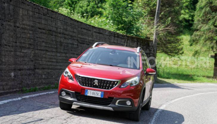 Prova video Peugeot 2008 BlueHDi 120 EAT6, l'abbinata che mancava! - Foto 41 di 48