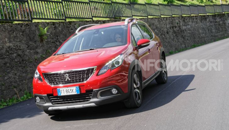 Prova video Peugeot 2008 BlueHDi 120 EAT6, l'abbinata che mancava! - Foto 43 di 48