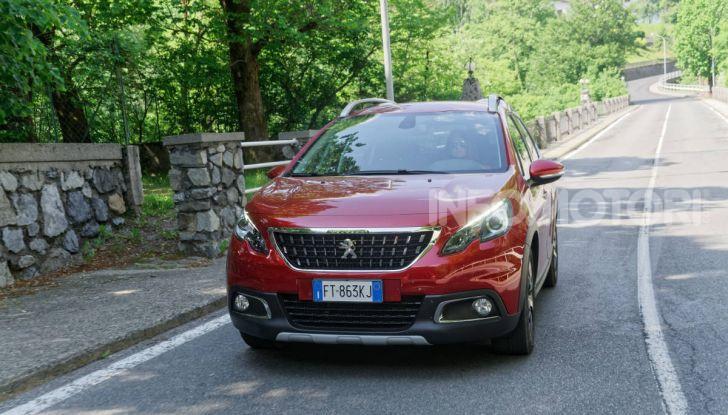Prova video Peugeot 2008 BlueHDi 120 EAT6, l'abbinata che mancava! - Foto 45 di 48