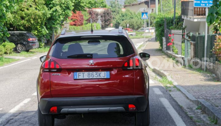 Prova video Peugeot 2008 BlueHDi 120 EAT6, l'abbinata che mancava! - Foto 47 di 48