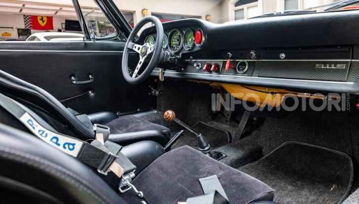 Porsche 911 S 2.7 del 1967 si veste da Bumblebee - Foto 15 di 26