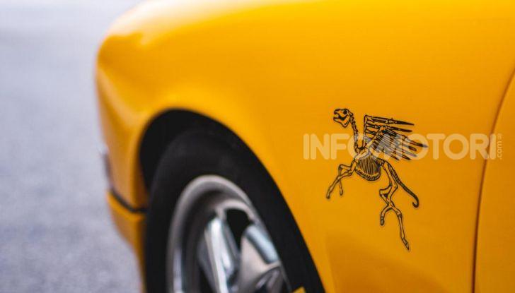 Porsche 911 S 2.7 del 1967 si veste da Bumblebee - Foto 16 di 26
