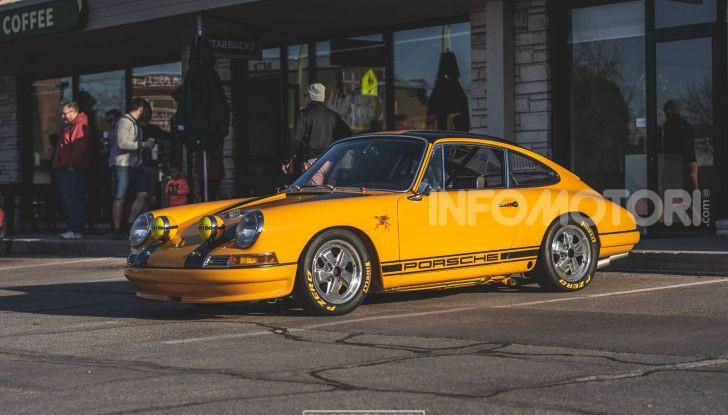 Porsche 911 S 2.7 del 1967 si veste da Bumblebee - Foto 3 di 26