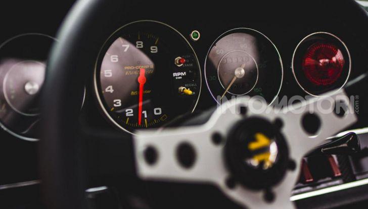 Porsche 911 S 2.7 del 1967 si veste da Bumblebee - Foto 10 di 26