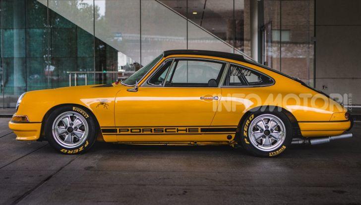 Porsche 911 S 2.7 del 1967 si veste da Bumblebee - Foto 26 di 26