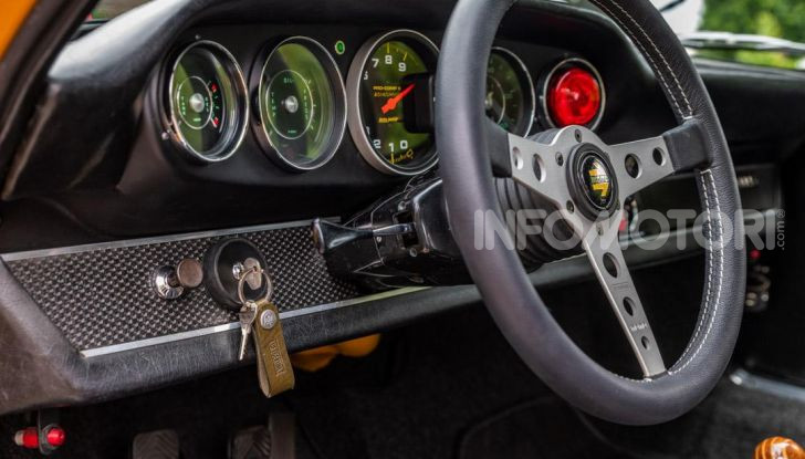 Porsche 911 S 2.7 del 1967 si veste da Bumblebee - Foto 7 di 26