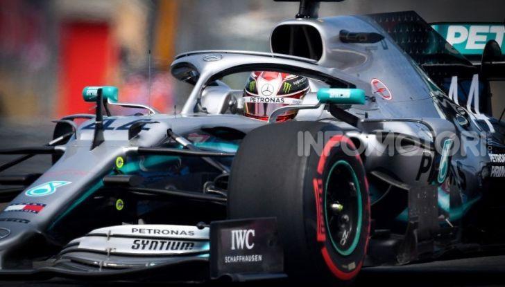 F1 2019 GP di Francia, Paul Ricard: Hamilton vola in qualifica con la Mercedes davanti a Bottas e Leclerc, Vettel solo settimo - Foto 2 di 14