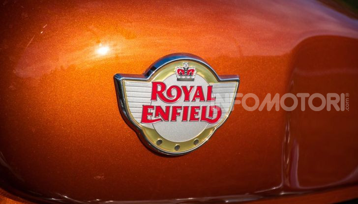 """Prova Royal Enfield Interceptor 650, il ritorno del """"twins"""" per la casa british - Foto 6 di 29"""