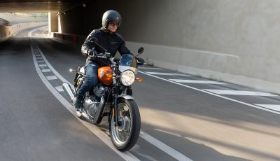"Prova Royal Enfield Interceptor 650, il ritorno del ""twins"" per la casa british"