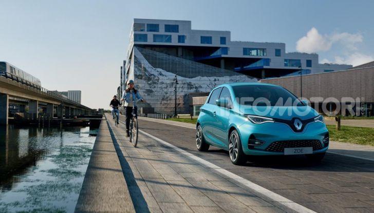 Nuova Renault ZOE 2020: autonomia, prezzo e caratteristiche - Foto 2 di 19