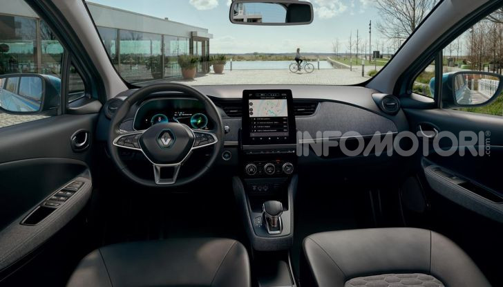 Nuova Renault ZOE 2020: autonomia, prezzo e caratteristiche - Foto 10 di 19