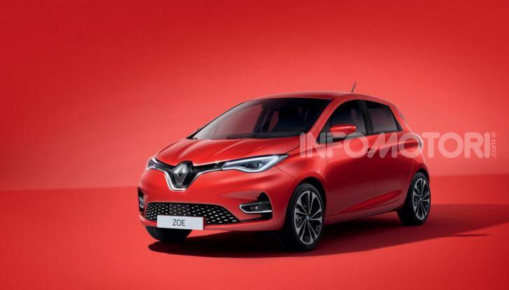 Nuova Renault ZOE 2020: autonomia, prezzo e caratteristiche - Foto 12 di 19