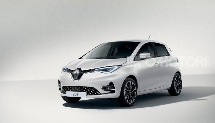 Nuova Renault ZOE 2020: autonomia, prezzo e caratteristiche - Foto 13 di 19