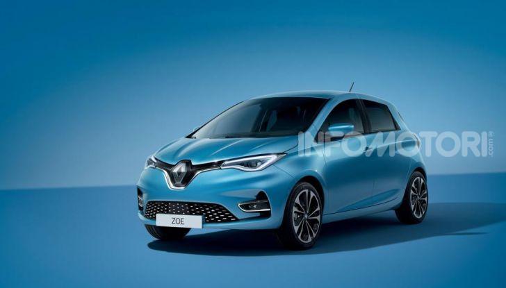 Nuova Renault ZOE 2020: autonomia, prezzo e caratteristiche - Foto 14 di 19