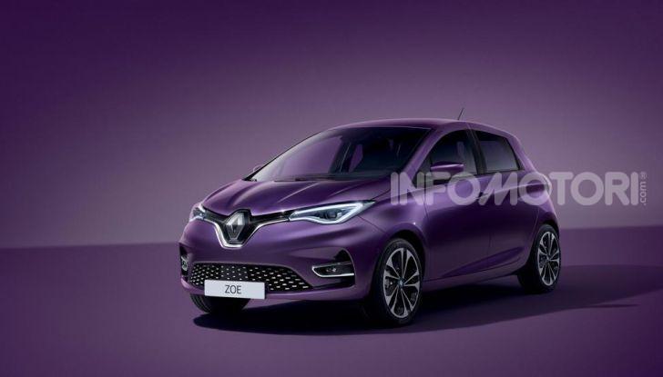 Nuova Renault ZOE 2020: autonomia, prezzo e caratteristiche - Foto 15 di 19
