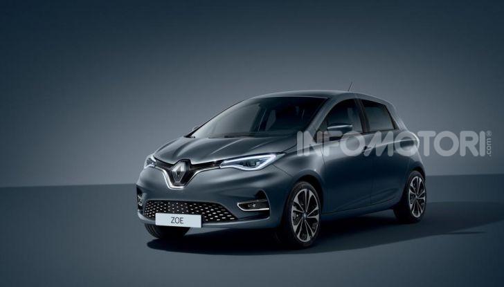 Nuova Renault ZOE 2020: autonomia, prezzo e caratteristiche - Foto 16 di 19