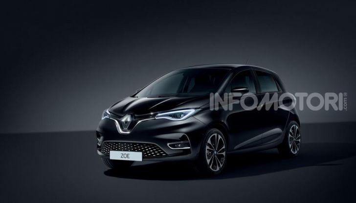 Nuova Renault ZOE 2020: autonomia, prezzo e caratteristiche - Foto 17 di 19