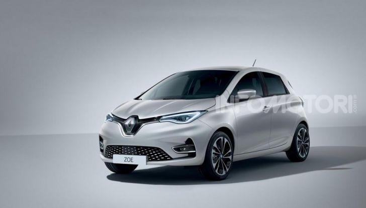 Nuova Renault ZOE 2020: autonomia, prezzo e caratteristiche - Foto 18 di 19