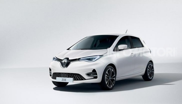 Nuova Renault ZOE 2020: autonomia, prezzo e caratteristiche - Foto 19 di 19