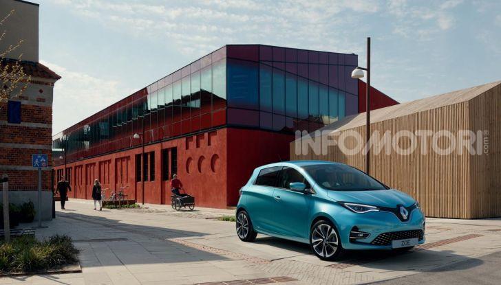 Nuova Renault ZOE 2020: autonomia, prezzo e caratteristiche - Foto 3 di 19