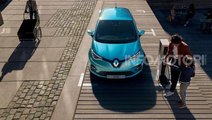Nuova Renault ZOE 2020: autonomia, prezzo e caratteristiche - Foto 4 di 19