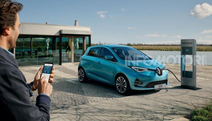 Nuova Renault ZOE 2020: autonomia, prezzo e caratteristiche - Foto 1 di 19