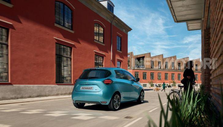 Nuova Renault ZOE 2020: autonomia, prezzo e caratteristiche - Foto 6 di 19