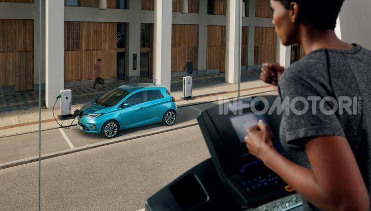 Nuova Renault ZOE 2020: autonomia, prezzo e caratteristiche - Foto 7 di 19