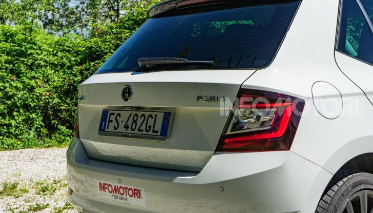 [VIDEO] Prova su strada Skoda Fabia Twin Color 90CV 2019: Auto intelligente! - Foto 8 di 21