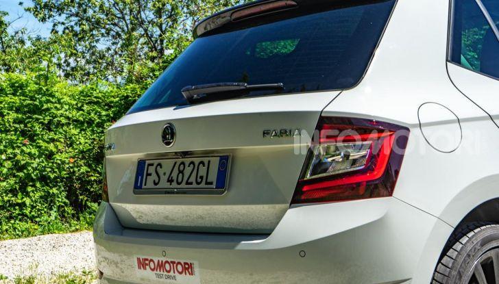 [VIDEO] Prova su strada Skoda Fabia Twin Color 90CV 2019: Auto intelligente! - Foto 17 di 21