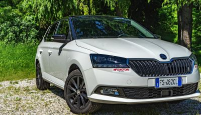[VIDEO] Prova su strada Skoda Fabia Twin Color 90CV 2019: Auto intelligente!