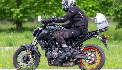 Yamaha MT-07 2020: sorpresa la nuova naked giapponese