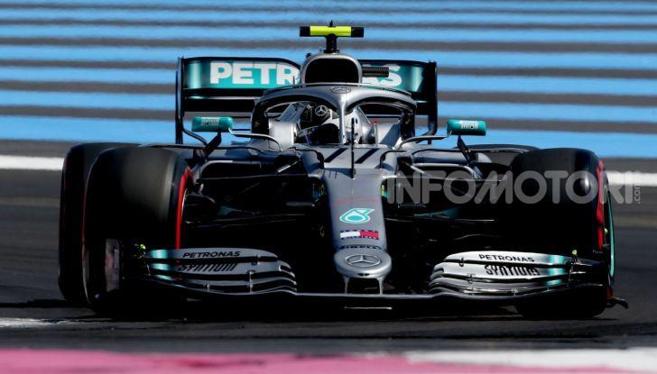 F1 2019 GP di Francia, Paul Ricard: Hamilton vola in qualifica con la Mercedes davanti a Bottas e Leclerc, Vettel solo settimo - Foto 8 di 14