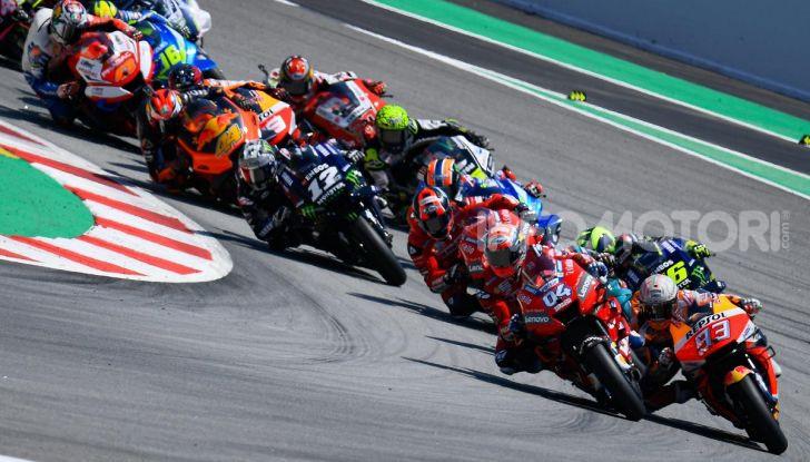 MotoGP 2019, Test Barcellona: Yamaha al top con Vinales e Morbidelli davanti a Marquez. Fuori dai primi dieci Dovizioso e Rossi - Foto 2 di 23