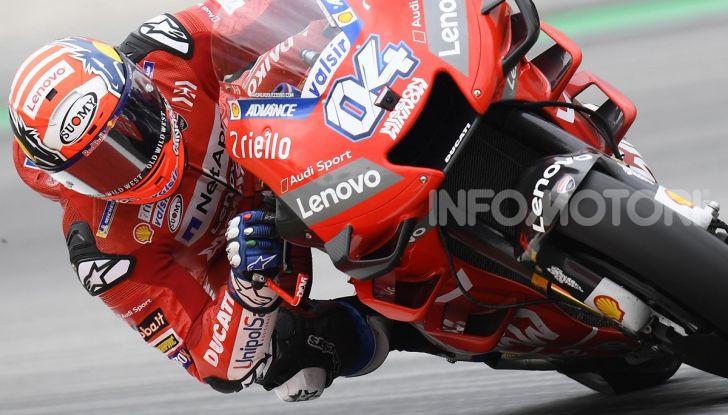 MotoGP 2019 GP di Spagna, Barcellona: Quartararo il più veloce nelle libere davanti a Dovizioso e Nakagami. Rossi settimo - Foto 10 di 23