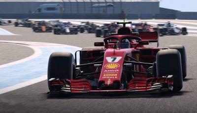 F1 eSport Series: la Ferrari entra nel mondo degli esports