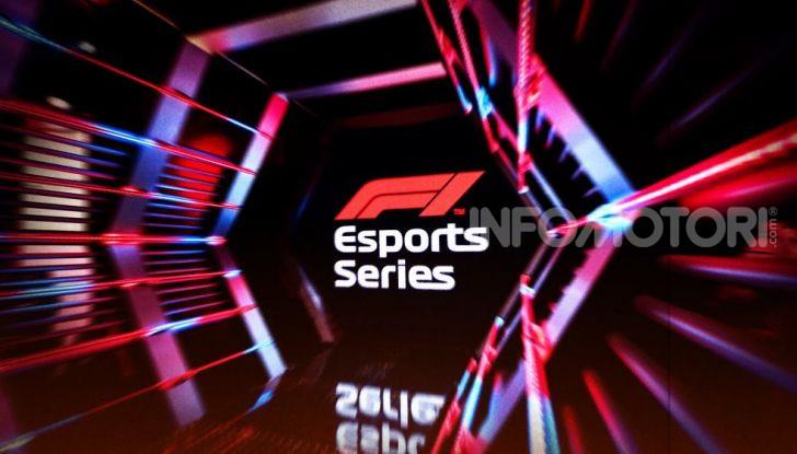 F1 eSport Series: la Ferrari entra nel mondo degli esports - Foto 10 di 10