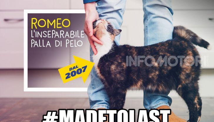 #madetolast, il nuovo concorso social di Michelin - Foto 10 di 12