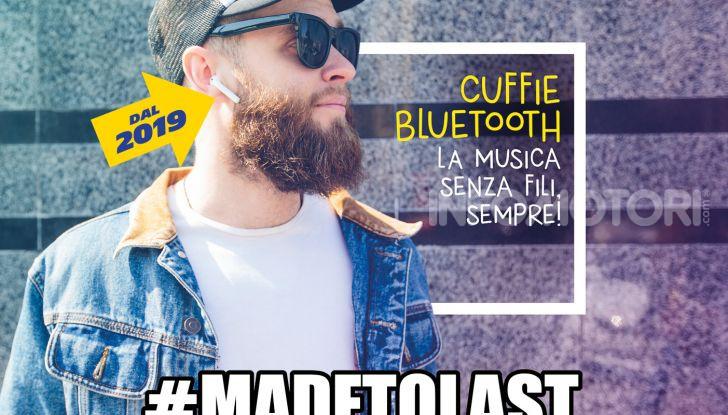 #madetolast, il nuovo concorso social di Michelin - Foto 8 di 12