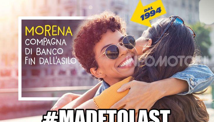 #madetolast, il nuovo concorso social di Michelin - Foto 9 di 12