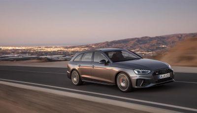 Audi A4 2019: sportiva e con più tecnologia
