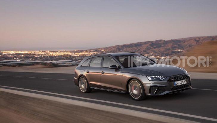 Audi A4 2019: sportiva e con più tecnologia - Foto 1 di 11