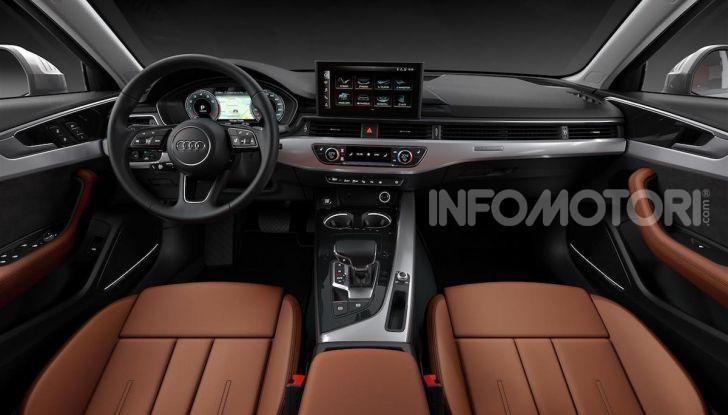 Audi A4 2019: sportiva e con più tecnologia - Foto 11 di 11