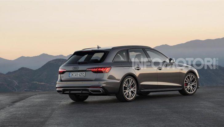 Audi A4 2019: sportiva e con più tecnologia - Foto 2 di 11
