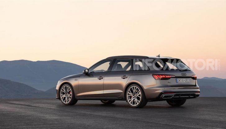 Audi A4 2019: sportiva e con più tecnologia - Foto 3 di 11