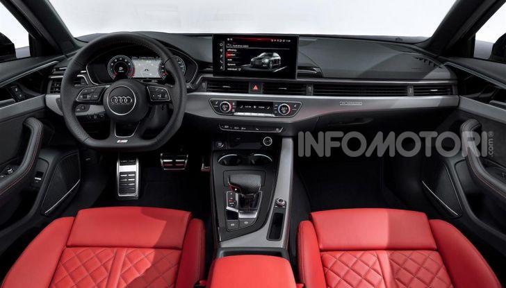 Audi A4 2019: sportiva e con più tecnologia - Foto 4 di 11